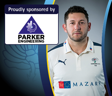 Industrial Gearbox Specialist and Power Transmission Engineers Sponsors Yorkshire County Cricket Club
