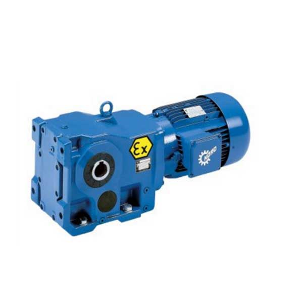 NORD ATEX Certified Gear Motor - Parker Engineering